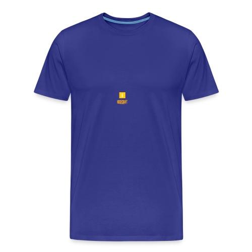 SERVER - Premium T-skjorte for menn