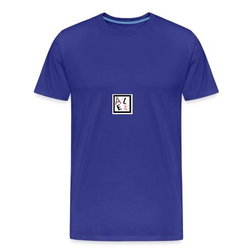 Alex IPhone Hülle - Männer Premium T-Shirt