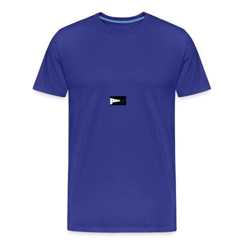 Trøje Tilbage panZoid - Herre premium T-shirt