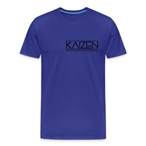 Kaizen Continous Improvement - Men's Premium T-Shirt