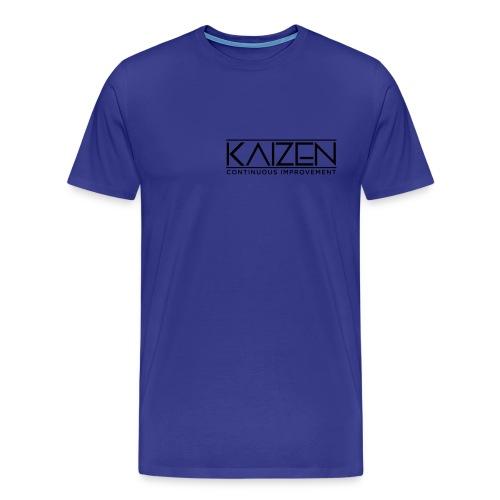 Kaizen Continous Improvement - Men's Premium T-Shirt