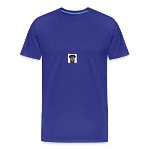 shirt wolf - Mannen Premium T-shirt