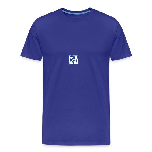 RH - Premium-T-shirt herr