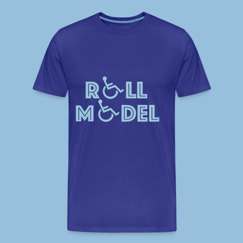 RollModel - Mannen Premium T-shirt