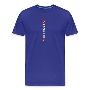 edelschlappen weiß - Männer Premium T-Shirt