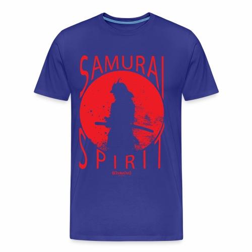 Samurai Spirit - Camiseta premium hombre