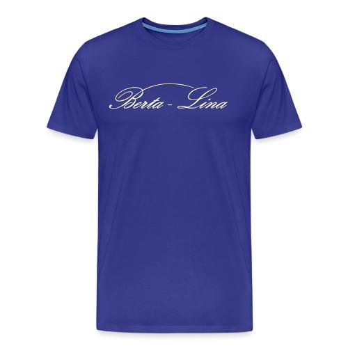 Berta-Lina Design - Männer Premium T-Shirt