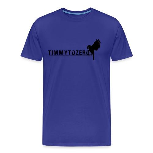 Timmy Bird - Männer Premium T-Shirt
