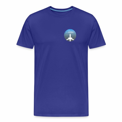LL Aerospace Official Logo - Men's Premium T-Shirt