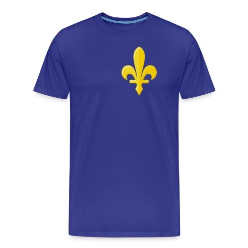Zlatni Ljiljan - Men's Premium T-Shirt