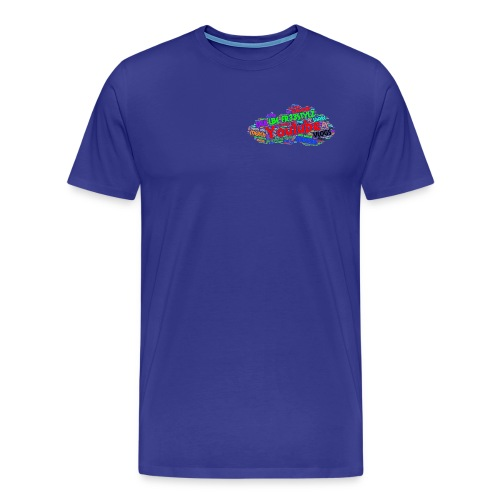 LBE FR33STYLZ - Men's Premium T-Shirt