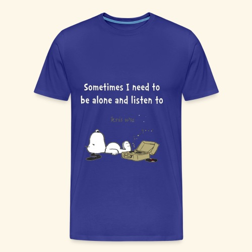 Kris wu - T-shirt Premium Homme
