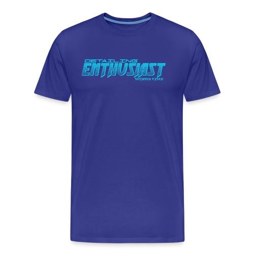 Detailing OCEAN - Männer Premium T-Shirt