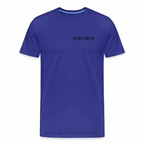 DTR Crew Logo - Männer Premium T-Shirt