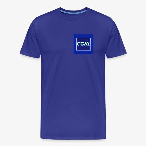 CaveGamerNL - Mannen Premium T-shirt