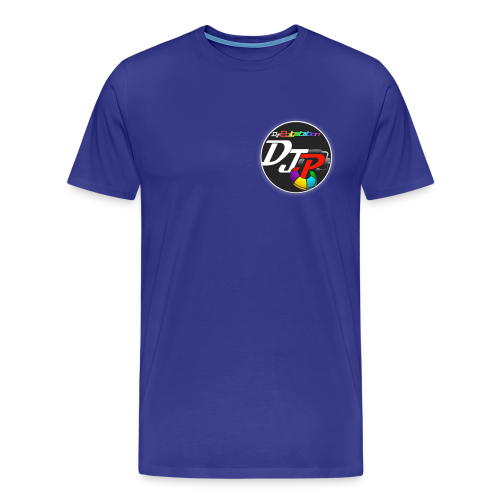 DjPolystation Logo - Maglietta Premium da uomo