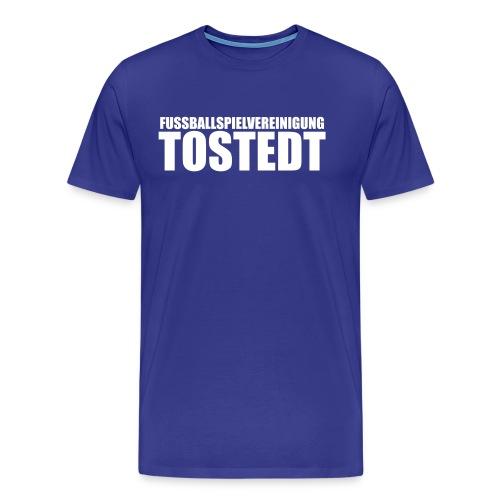 Fussballspielvereinigung Tostedt - Männer Premium T-Shirt