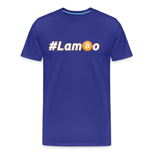 Lambo - option 3 - Men's Premium T-Shirt