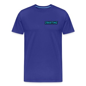 zakatime - Mannen Premium T-shirt