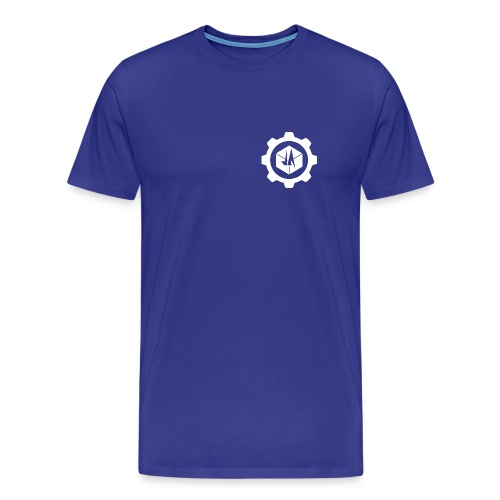 Jebus Adventures Cog White - Men's Premium T-Shirt