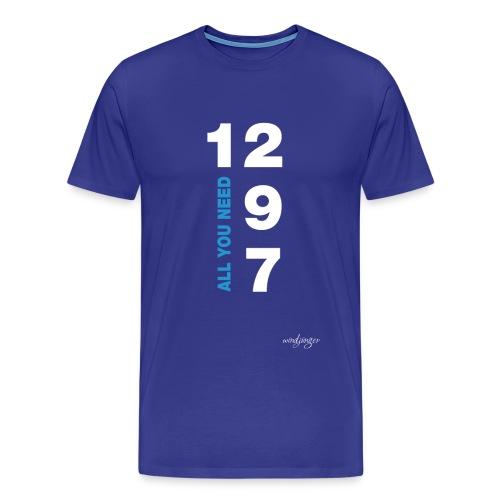 7-9-12 - Männer Premium T-Shirt