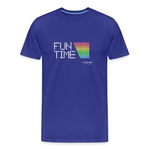 Fun time - Männer Premium T-Shirt
