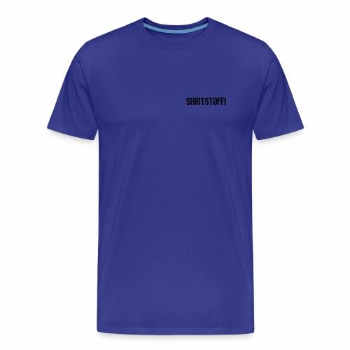 ShirtStoffi - Männer Premium T-Shirt