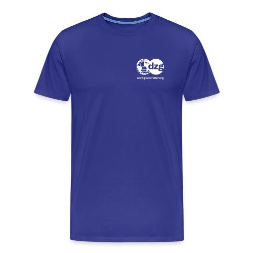 Schrifttzug - Männer Premium T-Shirt