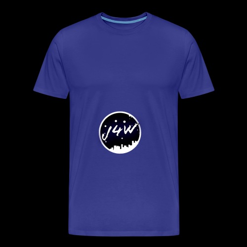 Just4Win MusicLogo - Männer Premium T-Shirt