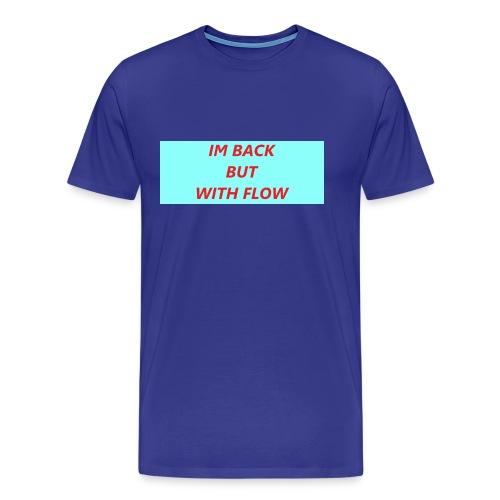 IM Back design - Männer Premium T-Shirt