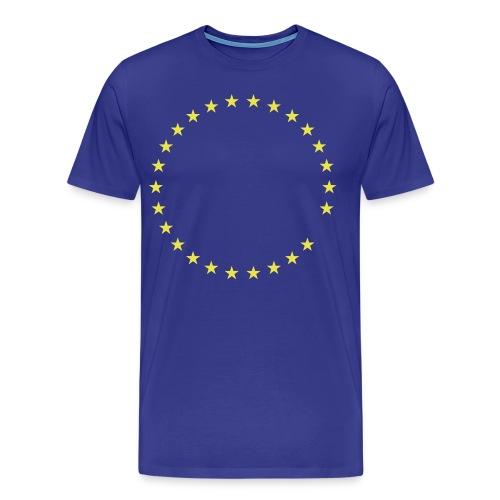 Europa nach dem Brexit - Männer Premium T-Shirt