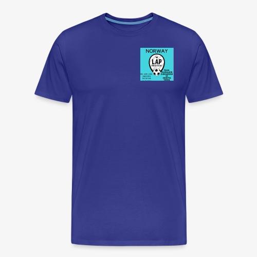 LAP - Premium T-skjorte for menn