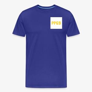 Pugs Plays69 Logo - Men's Premium T-Shirt
