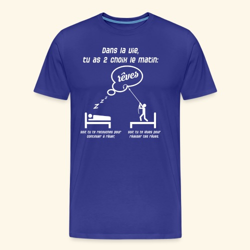 rêves - T-shirt Premium Homme