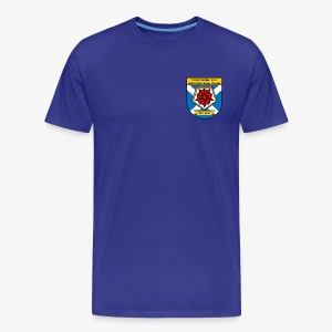 Montrose FC Supporters Club - Men's Premium T-Shirt