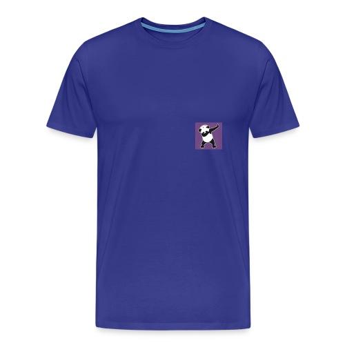 Awsome Vip Panda - Men's Premium T-Shirt