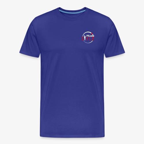 PitLaneStyle Driver - Men's Premium T-Shirt