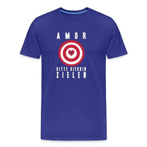 AMORS PFEIL - Männer Premium T-Shirt