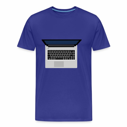 notebook - Men's Premium T-Shirt