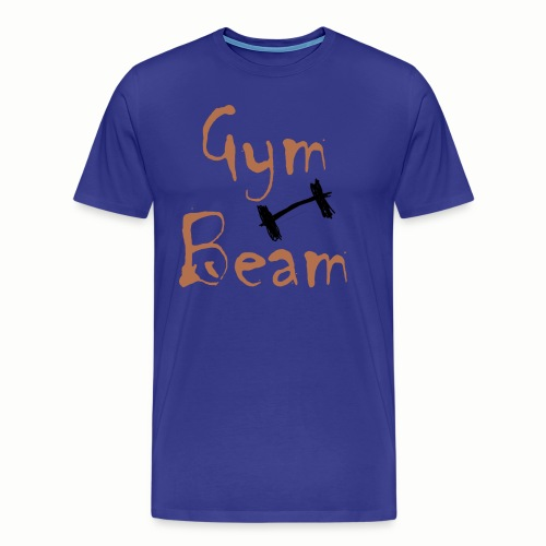 Gym Beam - Männer Premium T-Shirt