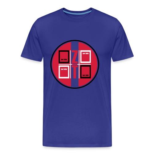 zork Toffel logo 017 - Männer Premium T-Shirt