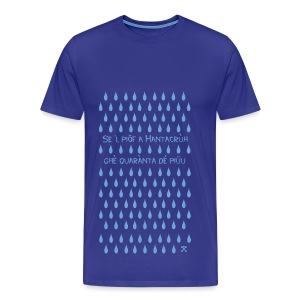 Se al Piof - Maglietta Premium da uomo