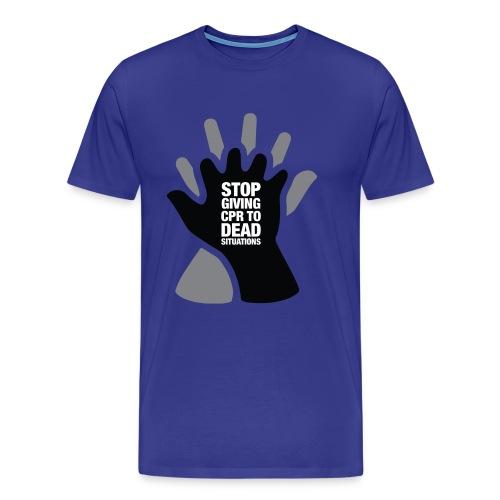 tee 002 - Men's Premium T-Shirt