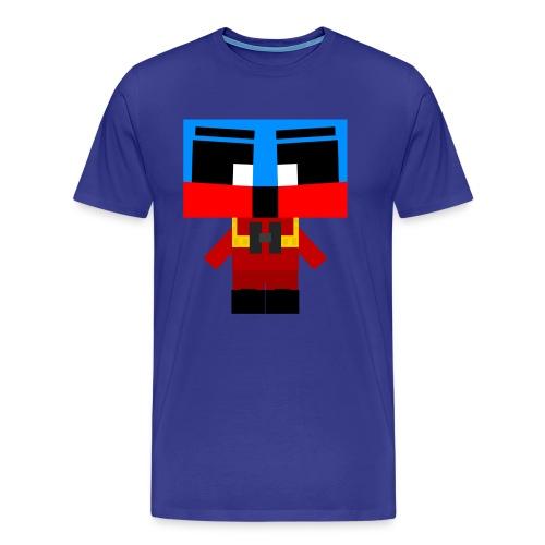 Autopiloten - Premium-T-shirt herr