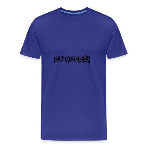 DJNoeddi Schrift - Männer Premium T-Shirt