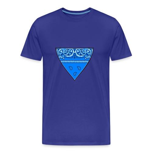 Bandana Style - Männer Premium T-Shirt