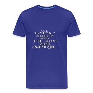KING AVRIL - T-shirt Premium Homme