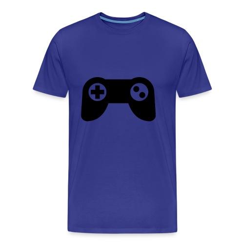 Game controller - Männer Premium T-Shirt