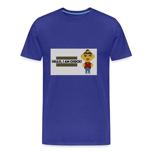 Hello, I am Chuck! - Männer Premium T-Shirt