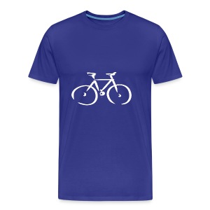 bicycle - Männer Premium T-Shirt